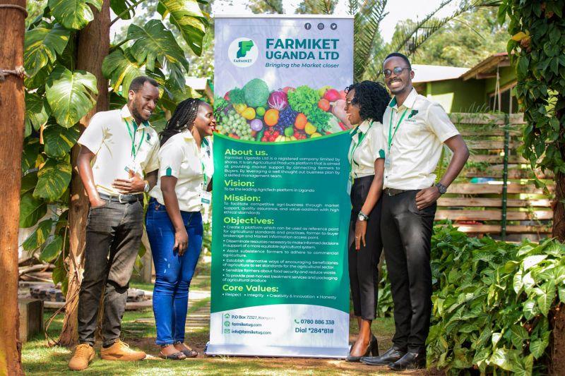 Incubée au Liban, une start-up ougandaise veut connecter agriculteurs et acheteurs