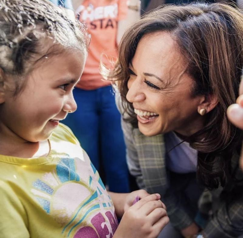 Kamala Harris, vice-présidente et... auteure de livres pour enfants