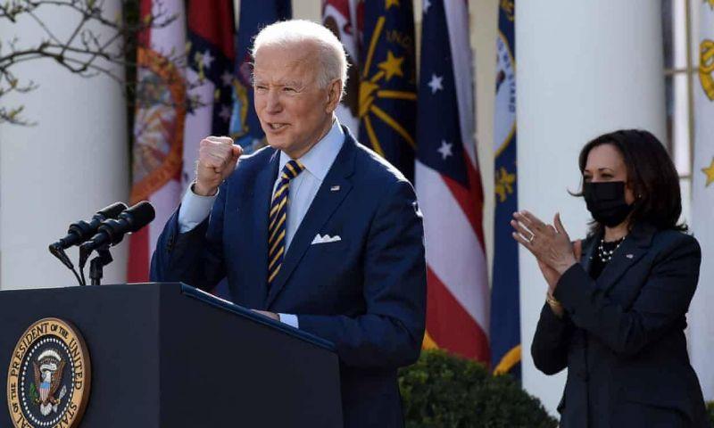 De «Sleepy Joe» à «Uncle Joe»: la surprise Biden à la Maison-Blanche