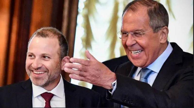 Quand Bassil va chercher du réconfort à Moscou