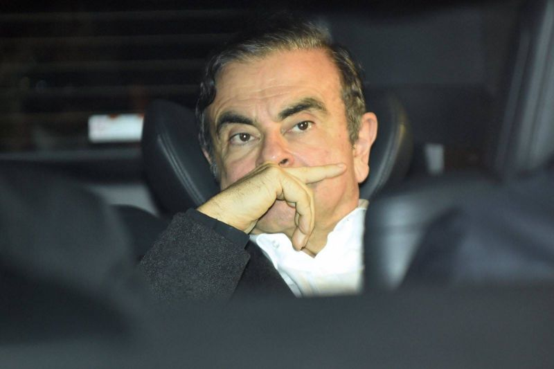 Nouvelle minisérie sur Carlos Ghosn en France