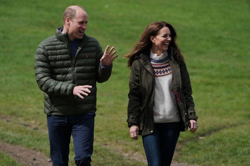 Pour les Britanniques, Kate et William incarnent  plus que jamais l'avenir d'une monarchie vieillissante