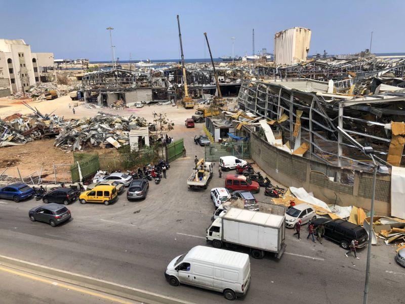 Explosions du port: un plan d'aide de 55 millions de dollars approuvé dans le cadre du 3RF
