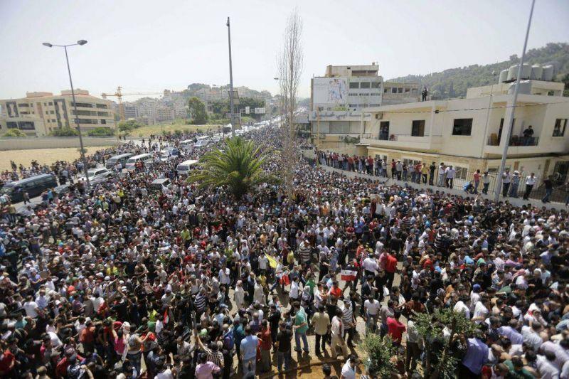 Les réfugiés anti-Assad au Liban craignent les pressions des partisans du régime