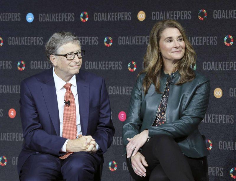 Bill et Melinda Gates divorcent au bout de 27 ans de mariage