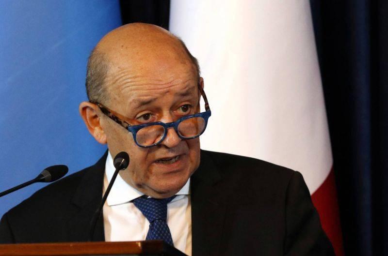 Le Drian, l'homme du temps II de l'initiative française