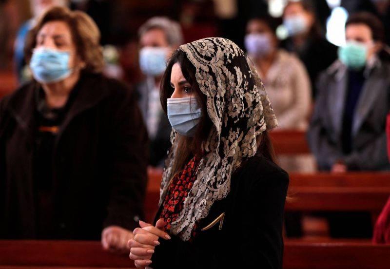 Premier jour du bouclage de Pâques : 24 décès et 930 cas en 24h