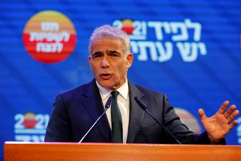 Le chemin tortueux de Yaïr Lapid pour rallier une majorité