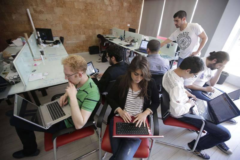 As Lebanon falls deeper into crisis, innovators shift their focus abroad