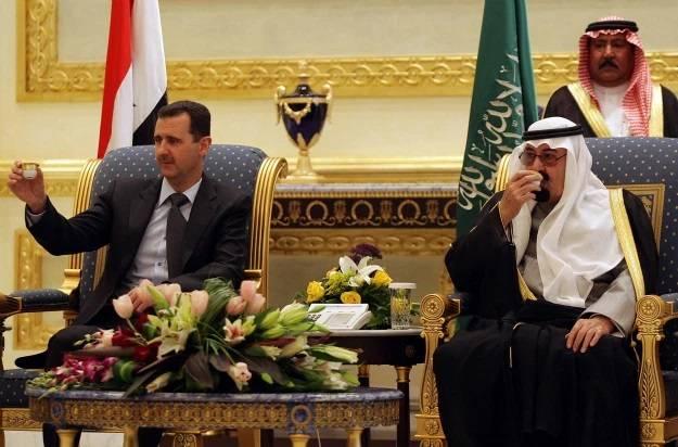 Riyad amorce un rapprochement avec Damas