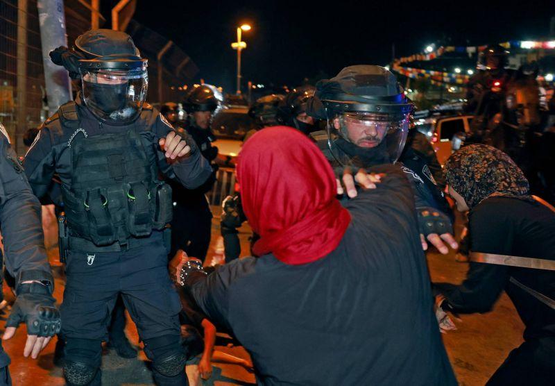 La justice israélienne reporte une audience clé après un week-end sous haute tension