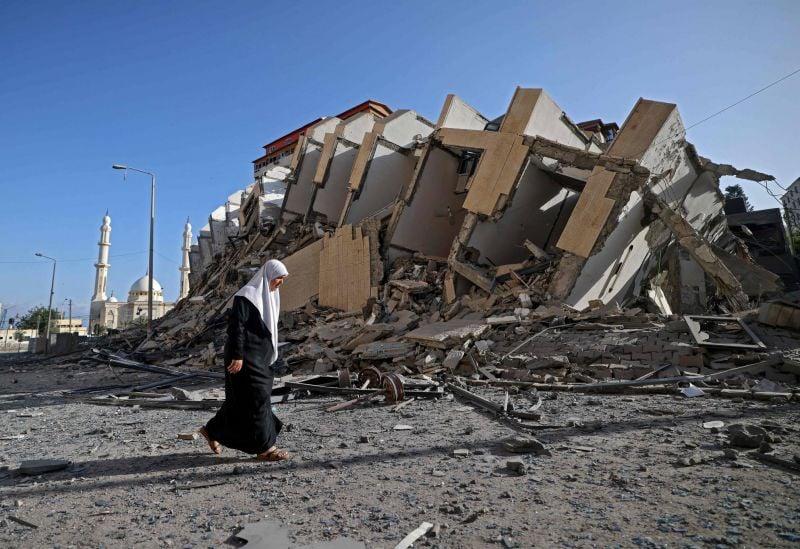 Au moins 70 morts, en majorité palestiniens, dans les affrontements entre Israël et le Hamas