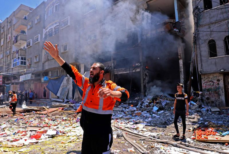 Que veulent Israël et le Hamas dans leur escalade militaire ?