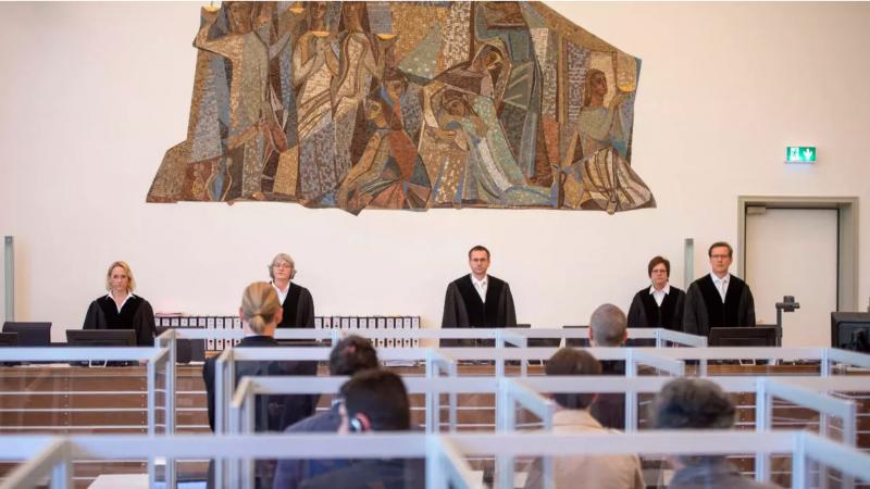 Bélarus, Arabie saoudite, Syrie : la justice allemande sur tous les fronts