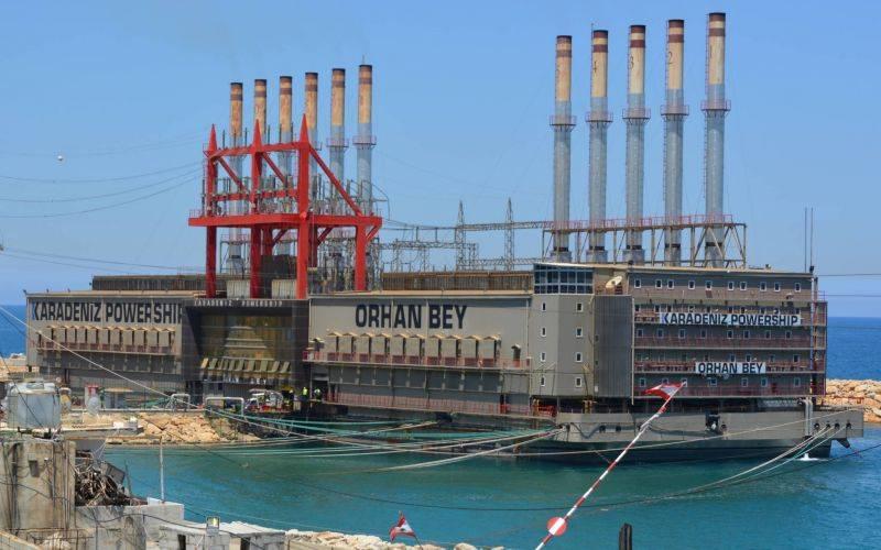 Karpowership menace de suspendre la production des navires-centrales