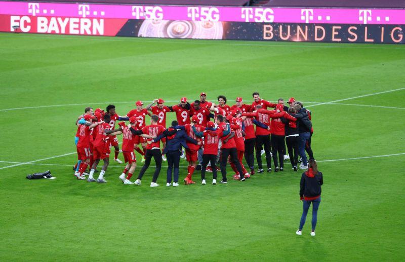 Le Bayern champion d'Allemagne pour la neuvième fois consécutive