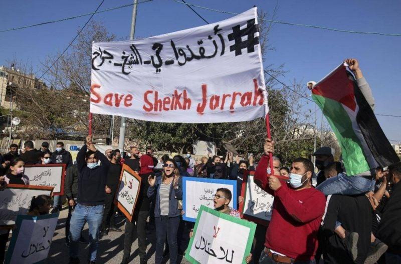 Cheikh Jarrah ou l'histoire d'une interminable dépossession