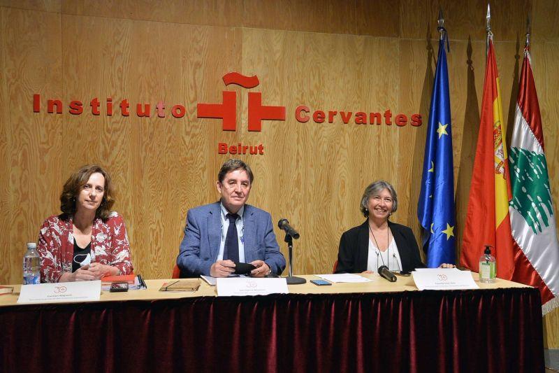 Luis García Montero: Notre action est essentiellement dirigée vers la jeunesse libanaise