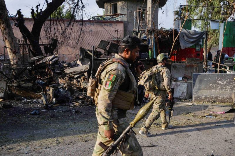 Après une flambée de violences, les talibans décrètent un cessez-le-feu pour le Fitr