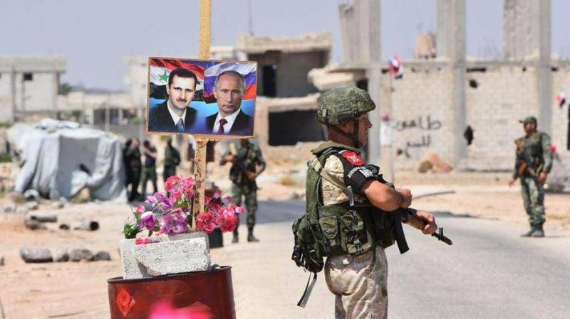 Syrie: pourquoi la Russie continue de miser sur Assad