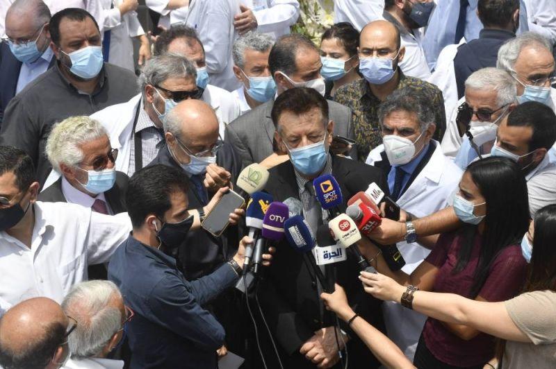 Après les blouses blanches, les hôpitaux privés en grève jusqu'à samedi