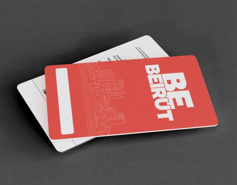 Deux cents cartes d'approvisionnement distribuées par l'ONG Be Beirut à Achrafieh