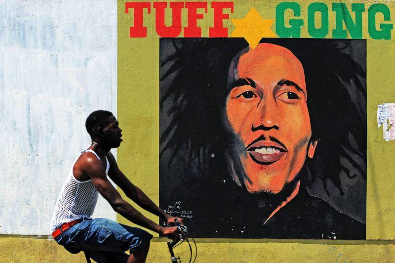 Quarante ans après sa mort, Bob Marley plus que jamais au firmament