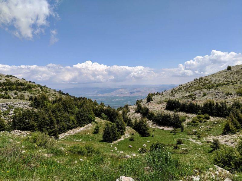 27 jours et 470 kilomètres pour découvrir le Liban du Nord au Sud