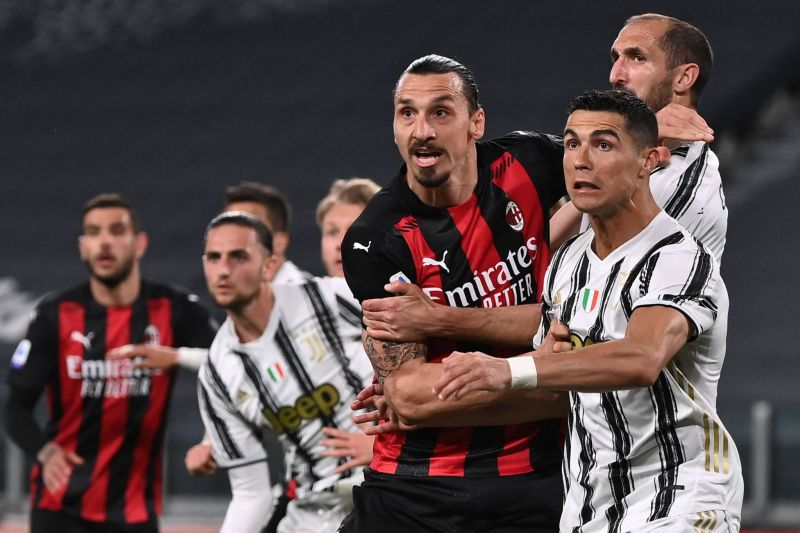 La Juventus Turin en grand péril