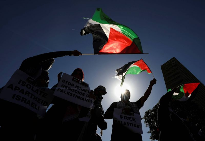 De Jérusalem à Gaza, l'unité comme cri de ralliement