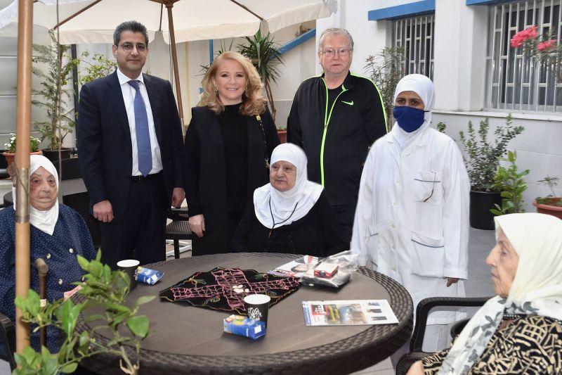 La Fondation ben Talal soutient Dar el-ajaza al-islamiya
