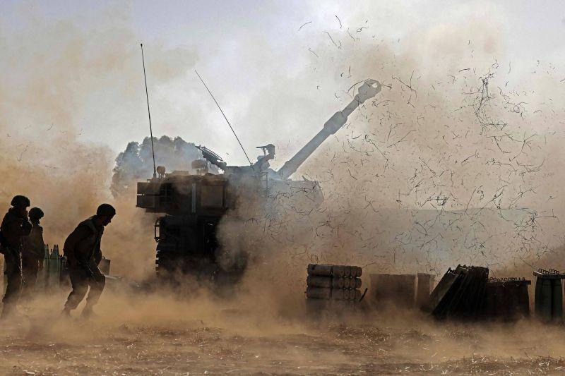Leïla Seurat: La stratégie du Hamas est à la fois de tirer et de se tenir prêt pour les négociations