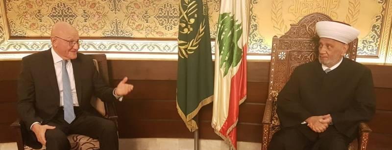 Hariri souhaite que «tout le monde se rende compte de la gravité de ce que vit le Liban»