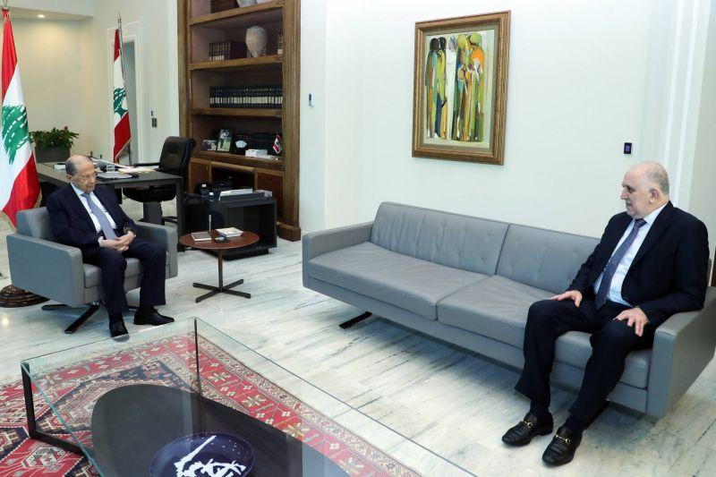 La présidence dément que Salamé ait discuté de «al-Qard al-hassan» avec Aoun
