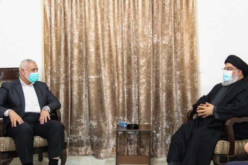 Gaza: le Hezbollah peut-il s'inviter dans la partie ?