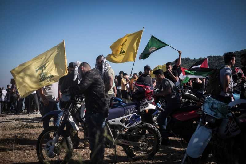 Le regard du Hezbollah sur ce qui se passe de l'autre côté de la frontière