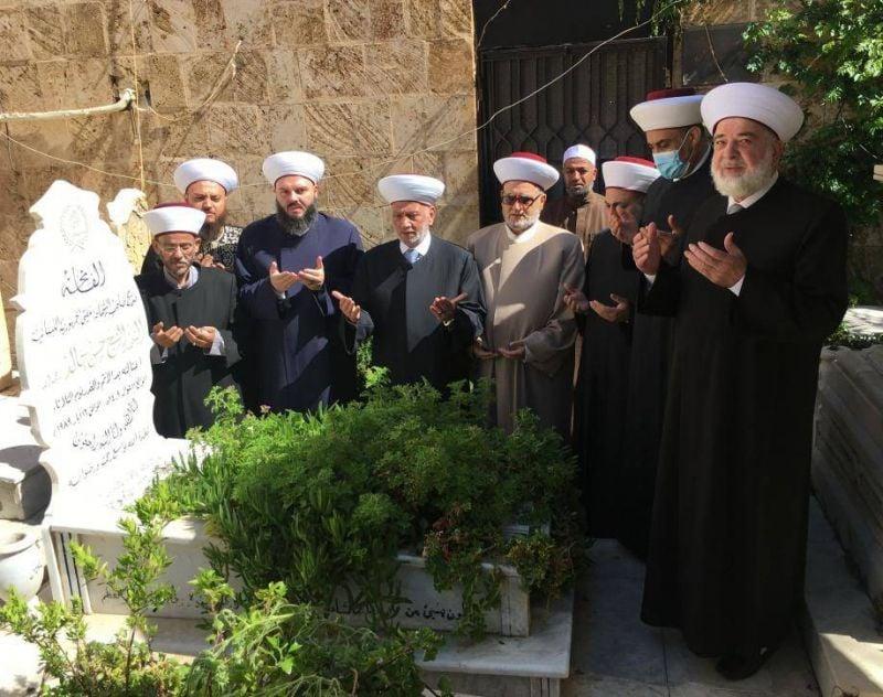 Hassan Khaled, le mufti anti-Assad tué il y a 32 ans