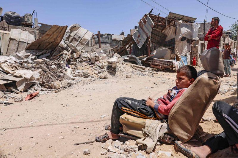 Plus de 40 Palestiniens tués dans des frappes israéliennes à Gaza