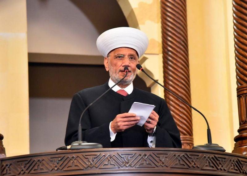 Le mufti Deriane craint une