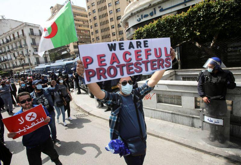 Marche du Hirak empêchée, nombreuses arrestations, dont des journalistes