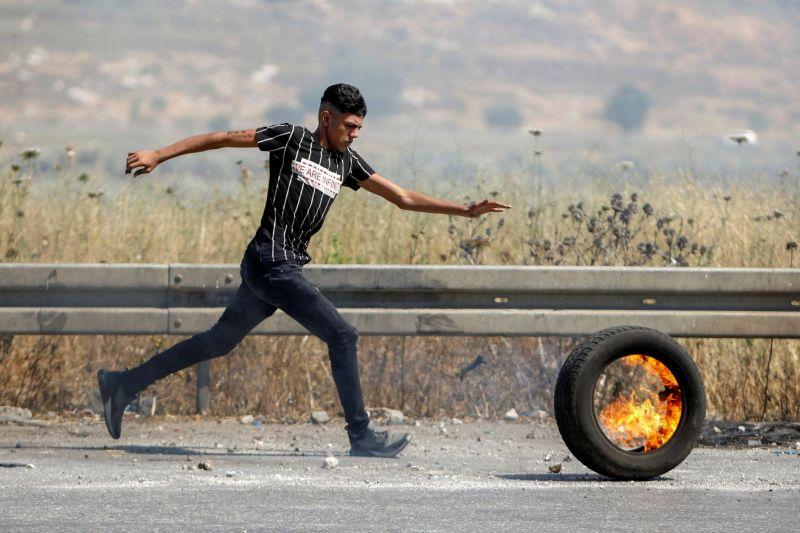 Deux Palestiniens tués dans des heurts avec l'armée israélienne, plus de 100 blessés