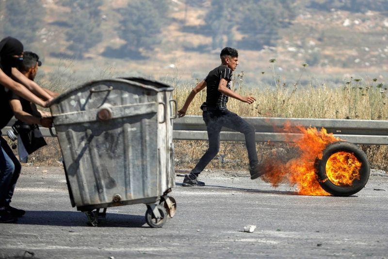 Quatre Palestiniens tués dans des heurts avec l'armée israélienne, selon un nouveau bilan