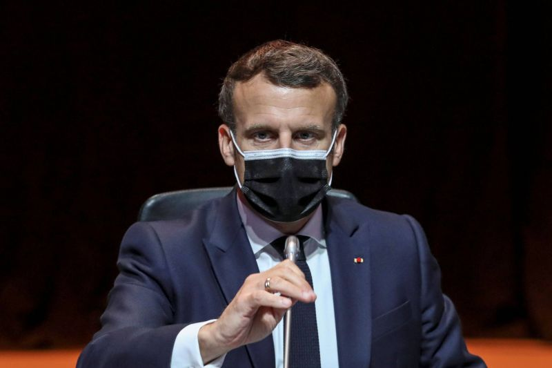 Macron demande aux Etats-Unis de