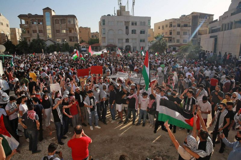 Dans le nouveau monde arabe, la Palestine reprend ses droits