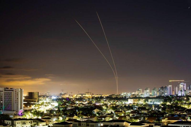Trois roquettes tirées depuis la Syrie en direction d'Israël