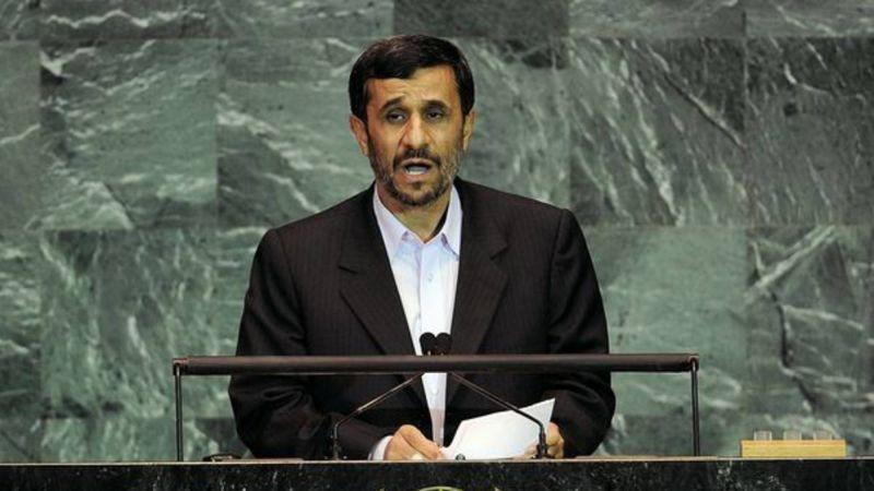 Le revenant Ahmadinejad se lance dans la course