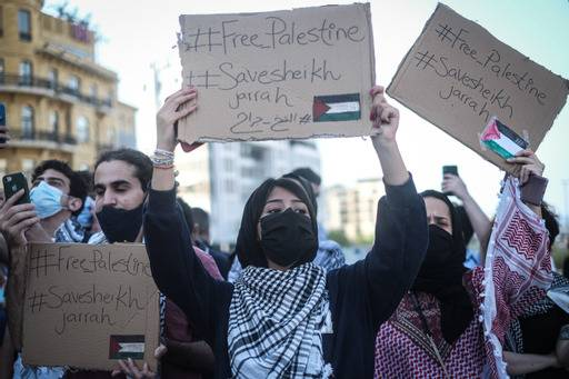 Amid Sheikh Jarrah solidarity protests, pro-Palestine activists in Lebanon work to shift mainstream narratives surrounding the Israeli occupation