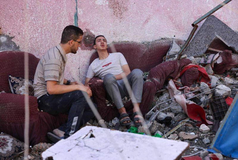 Pas de répit à Gaza, en Israël et en Cisjordanie, l'offensive diplomatique s'intensifie