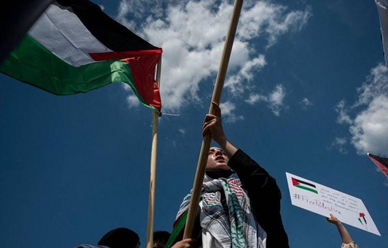Sur la Palestine, les États-Unis avancent, la France recule