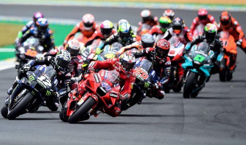 Après la F1, le MotoGP va-t-il à son tour développer l'effet de sol ?